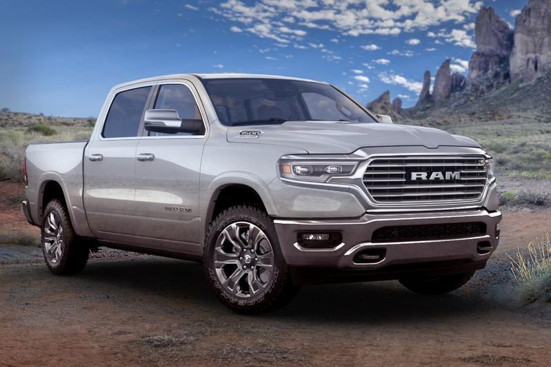 RAM 1500 Longhorn