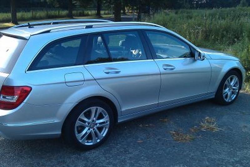 Mercedes-Benz C 180 CDI Estate Avantgarde (2013)