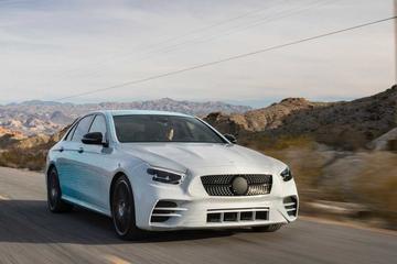 Gefacelifte Mercedes-Benz E-klasse krijgt mild-hybrid techniek