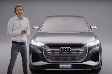 Audi's nieuwe hoofd exterieurontwerp bekend