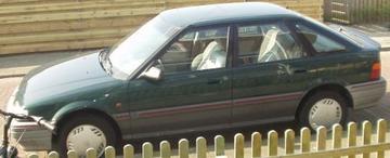 Rover 216 GSi (1991)