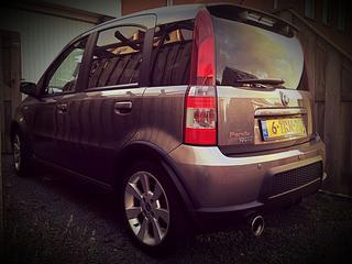 Fiat Panda 1.4 100HP Sport (2007)