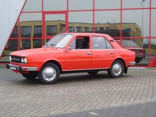 Skoda 120 LS (1983)