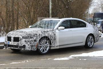 BMW X7 én 7-serie-facelift in beeld