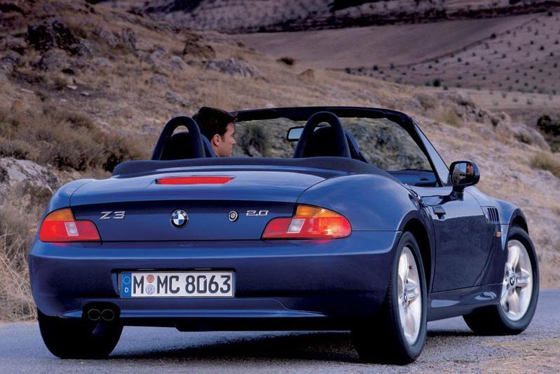 BMW Z3 facelift friday