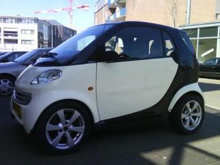 Smart city-coupé limited/1 (1998)