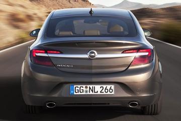 Facelift Friday: Opel Insignia (2013)
