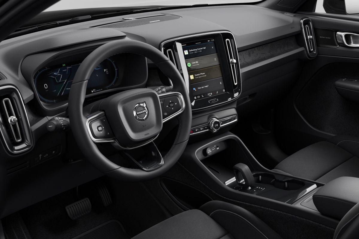 Volvo C40 Recharge back to basics