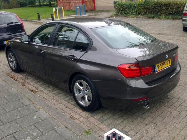 BMW 320d EfficientDynamics Edition Business (2013)