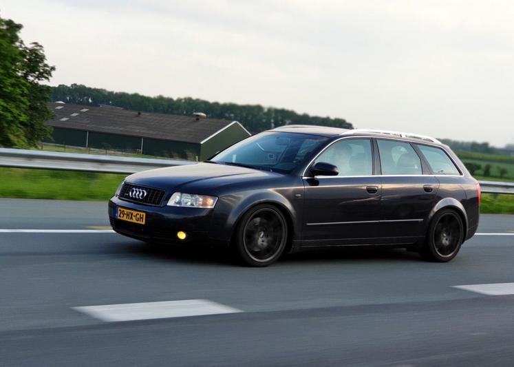 A4 Avant 2.5 TDI 180pk quattro (2002)