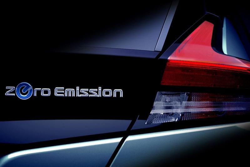 Nissan toont zoveelste stukje Leaf