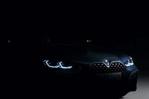 BMW 4-serie klaar voor onthulling