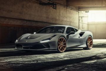 Ferrari F8 Tributo aangepakt door Novitec