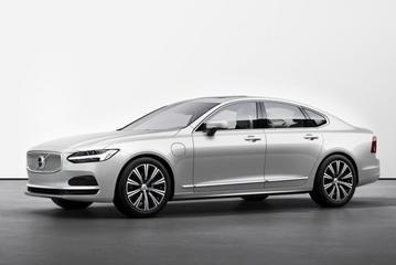 Updates voor Volvo S90, V90 en XC90