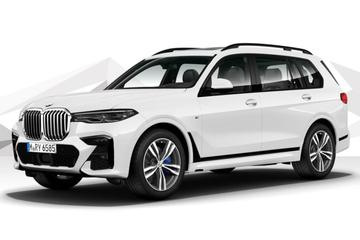 Nieuwe dieselversie voor BMW X7