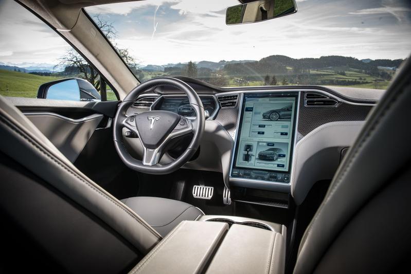 Tesla rolt Software 9.0 uit in de Verenigde Staten