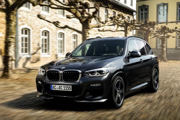BMW X3 volgens AC Schnitzer