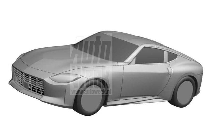 Nissan 400Z Z