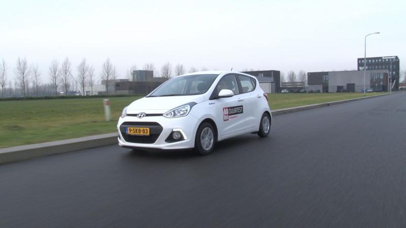 Duurtester afscheid - Hyundai i10