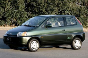 De Vluchtstrook: Honda EV Plus