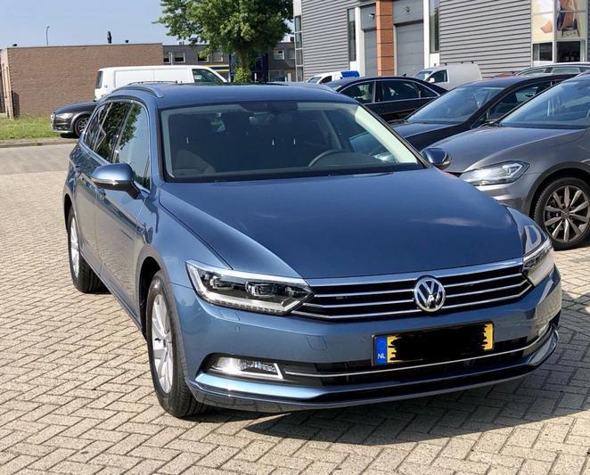 Volkswagen Passat Variant 2 0 Tdi 150pk Comfortline Business 2018