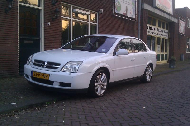 Opel Vectra 1.9 CDTi 120pk Elegance (2004)