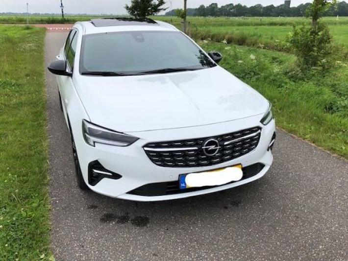 Opel Insignia Sports Tourer 2.0 Turbo 200pk Business Elegance (2021)