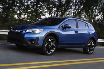 Subaru Crosstrek vernieuwd