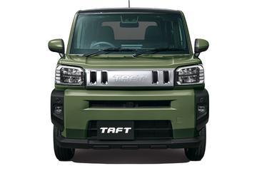 Nieuwe Daihatsu Taft klaar voor productie