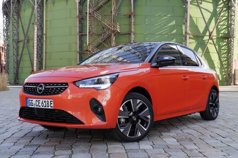 Opel Corsa-e - Rij-impressie