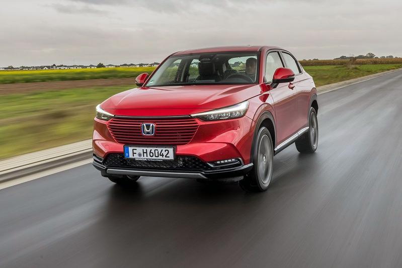 Test: Honda HR-V e:HEV