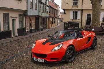 Lotus Elise als Cup 250