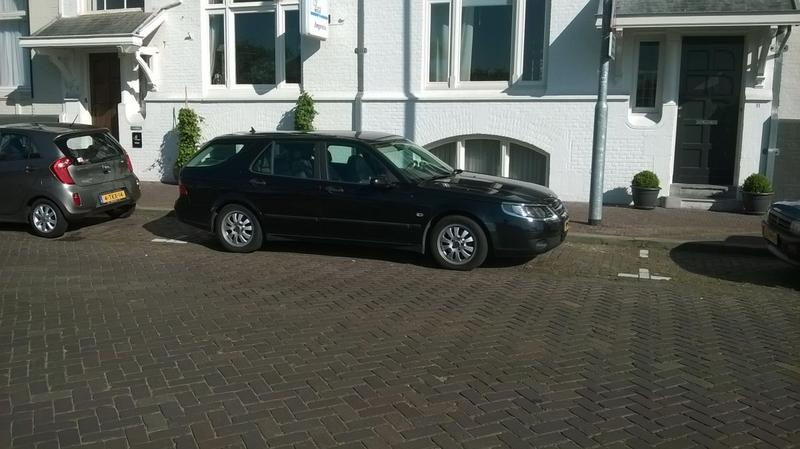 Saab 9-5 Sport Estate 1.9 TiD Business (2006)