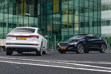 Audi E-Tron Sportback vs. Jaguar I-Pace - Dubbeltest