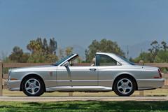 Afgestoft: Bentley Continental SC