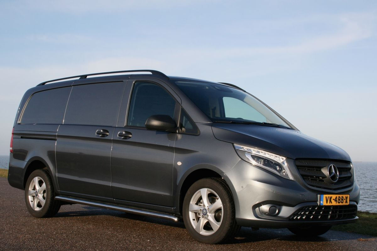 gereden mercedes vito 114 cdi autonieuws. Black Bedroom Furniture Sets. Home Design Ideas
