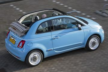 Fiat 500 Spiaggina - Eerste rijtest