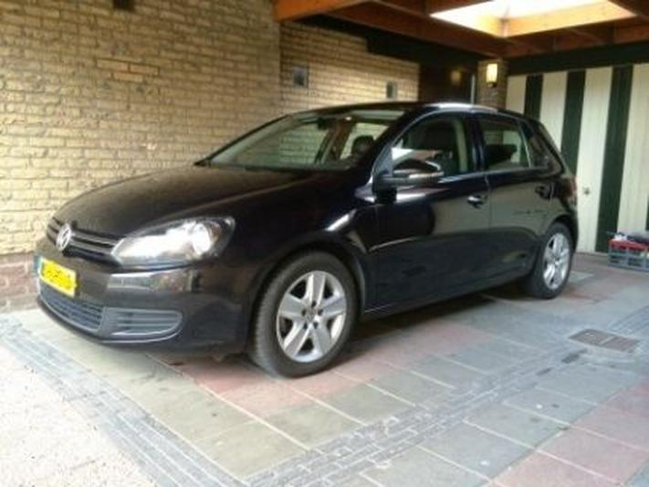Volkswagen Golf 1.4 TSI 122pk Comfortline (2009)