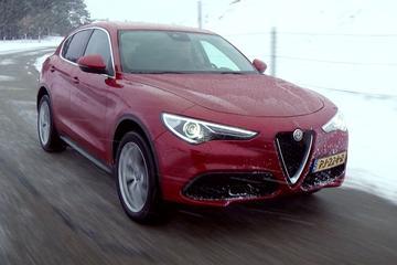 Eindejaarsvideo 2017 Deel 2 - Alfa Romeo Stelvio
