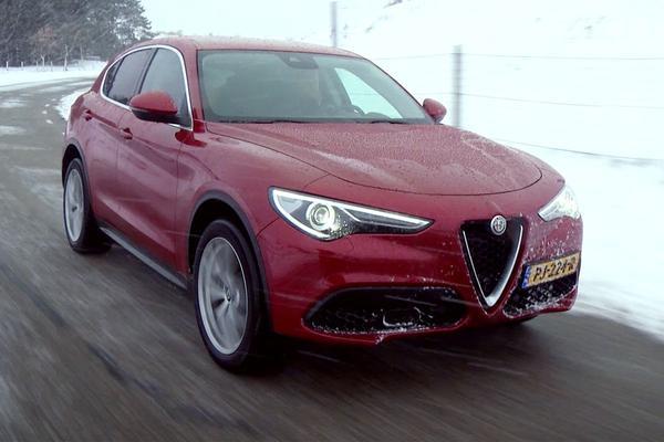 Video: Eindejaarsvideo 2017 Deel 2 - Alfa Romeo Stelvio