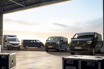Renault presenteert nieuwe Master én nieuwe Trafic