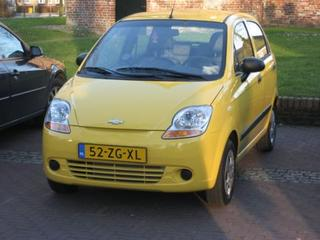 Chevrolet Matiz 0.8 Style (2008)