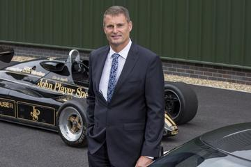 Nieuwe CEO voor Lotus