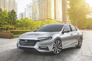Officieel: Honda Insight Prototype