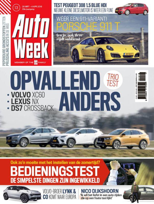 AutoWeek 13 2018