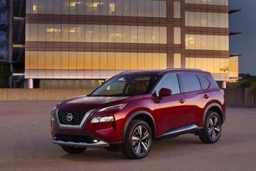 Nissan X-Trail: geteast en gelekt