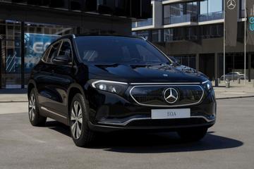 Mercedes-Benz EQA - Back to Basics