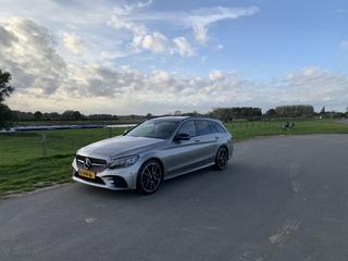 Mercedes-Benz C 180 Estate (2019)