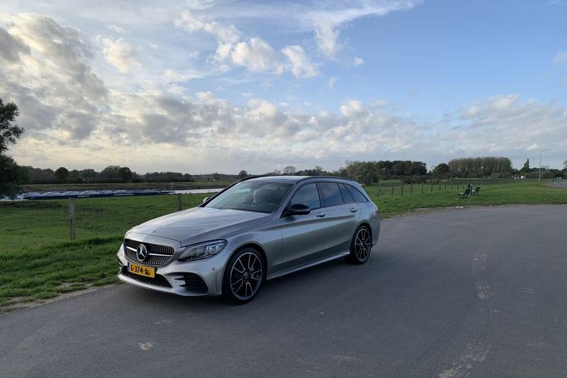 Mercedes-Benz C 180 Estate (2019)