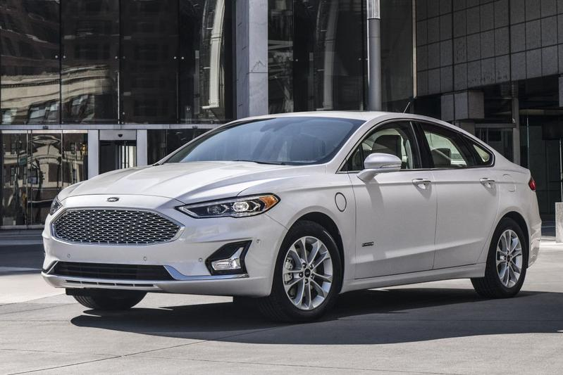 Ford Fusion Facelift Mondeo
